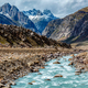 Chandra River in Himalayas - PhotoDune Item for Sale