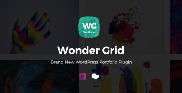 Wonder Grid – WordPress Portfolio Plugin