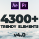 4300+ Motion Graphics Elements - VideoHive Item for Sale