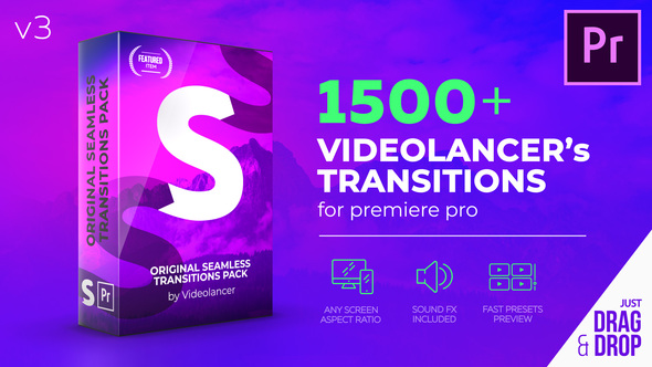 Seamless Transitions for Premiere Pro