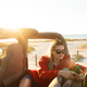 Woman with car enjoying free time - PhotoDune Item for Sale