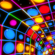 Tunnel Flicering Colorful Led - VideoHive Item for Sale