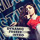 Dynamic Freeze Intro - VideoHive Item for Sale