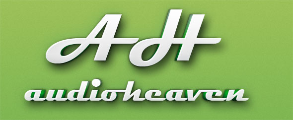 Audio heaven logo main