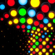 Flickering Colorful Led - VideoHive Item for Sale