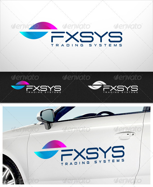 FxSys High End - Abstract Logo Templates