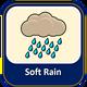 Soft Rain Sounds