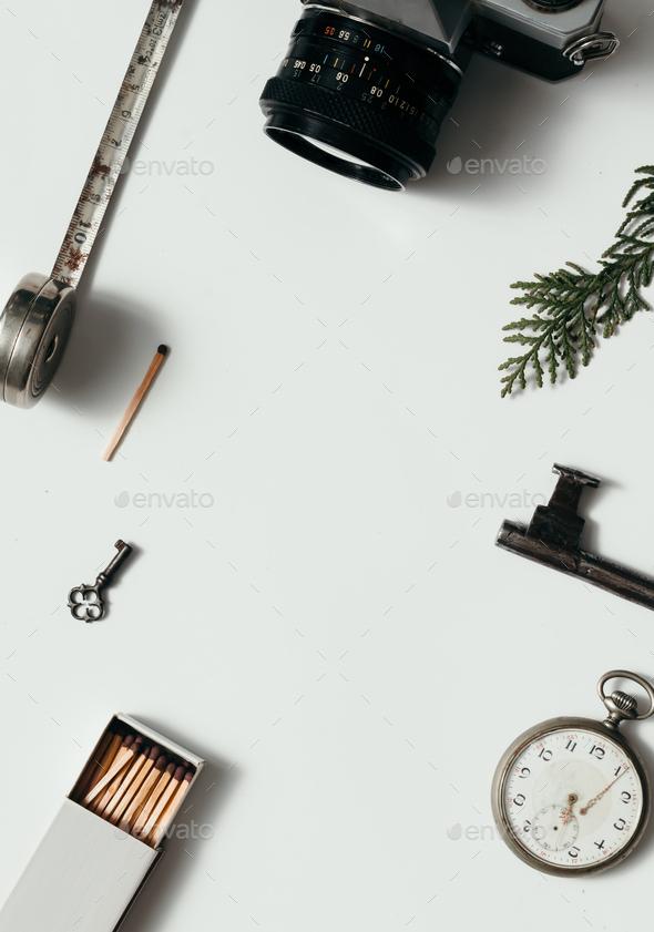 Creative Background - Stock Photo - Images