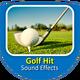 Golf Hit Sounds