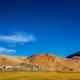 North Indian traditional Korzok village on Tso Moriri, Ladakh. 4500 meters above sea - PhotoDune Item for Sale