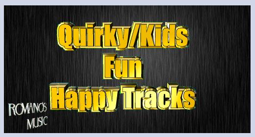 Quirky Fun Happy Stuff