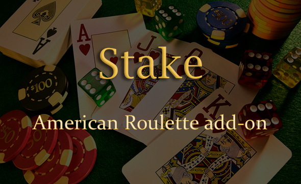 Download American Roulette Add-on for Stake Casino Gaming Platform Free Nulled