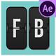 Flip board Typeface Maker - VideoHive Item for Sale