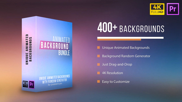 Animated Background Bundle