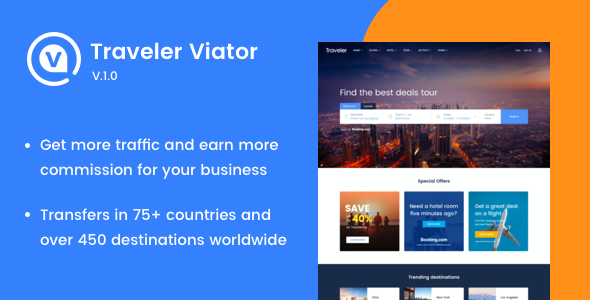 Traveler Viator (Add-on)