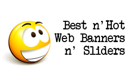 Best Web Banners and Sliders