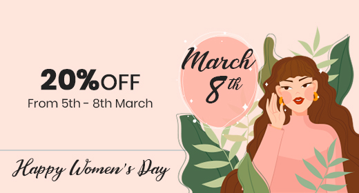International Women's Day - Discount Items