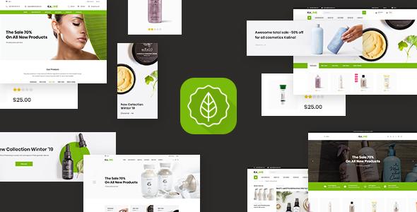 Kaline - Multipurpose Responsive Shopify Theme by anvanto