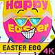 Easter Egg Logo - VideoHive Item for Sale