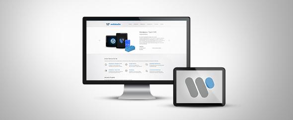 Tablet mockup webstudio