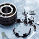 Broken ball bearing in car automatic transmission - PhotoDune Item for Sale