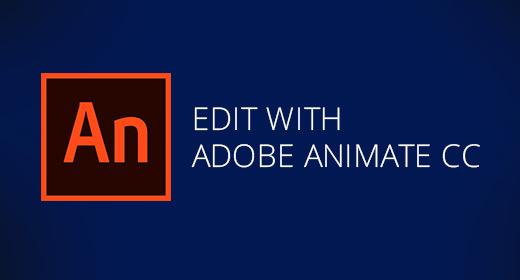 Adobe Animate CC templates