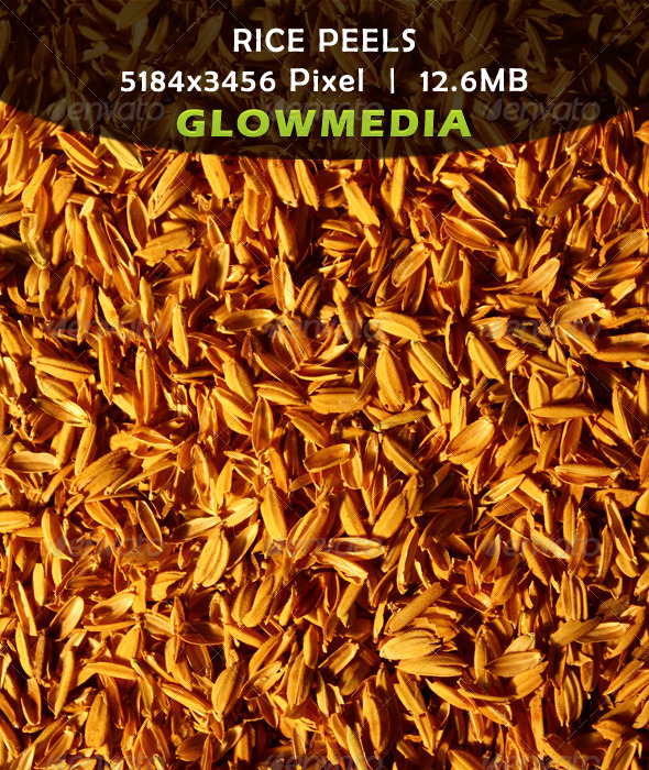 Rice Peels - Miscellaneous Textures