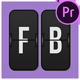 Split-Flab Board Typeface Maker - VideoHive Item for Sale