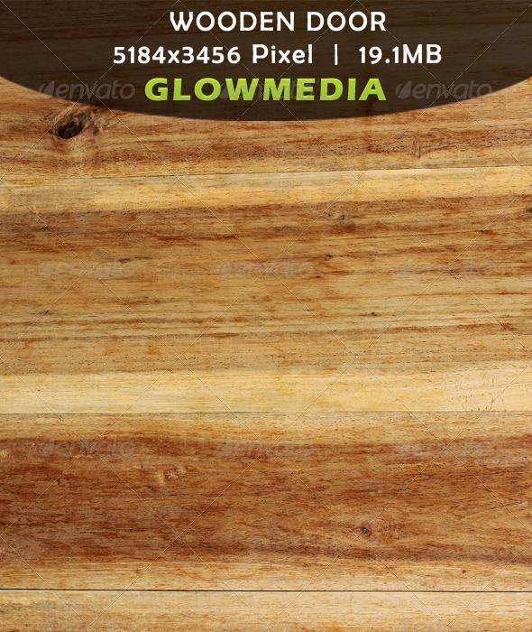 Wooden Door - Wood Textures