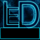 Led Letters - GraphicRiver Item for Sale
