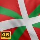 Basque Flag - 4K - VideoHive Item for Sale