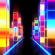 City Night Colorful Glowing - VideoHive Item for Sale