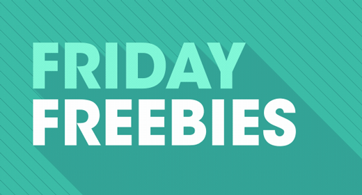 Friday Freebies - 13th March 2020