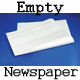 Blank Newspaper - GraphicRiver Item for Sale