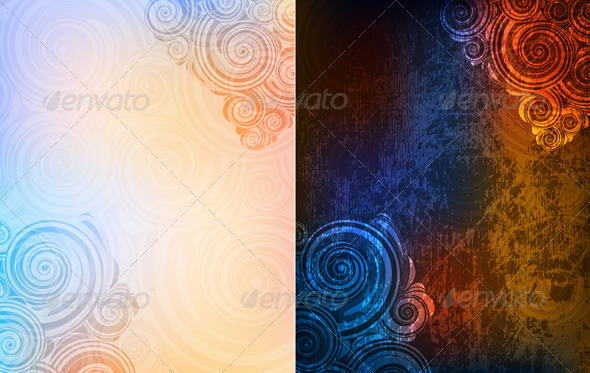Creative Banners - Backgrounds Decorative