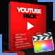 Youtube Pack - Final Cut Pro X - VideoHive Item for Sale