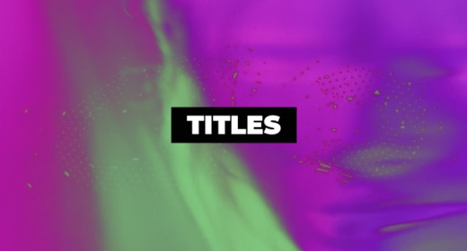 FCPX Titles