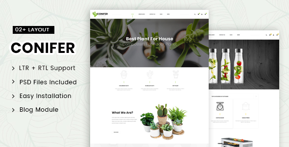 Conifer - Multipurpose Prestashop 1.7 Responsive Theme by codezeel