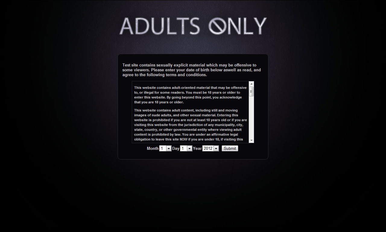 SHELBY: Adult contains material oriented page this