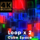 Cube Space - VideoHive Item for Sale