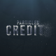 Particles Credits - VideoHive Item for Sale