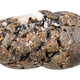 polished Sphalerite (zinc blende) rock isolated - PhotoDune Item for Sale