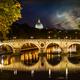 Bridge Sisto at night - PhotoDune Item for Sale