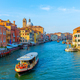 Vaporetto at Grand Canal in Venice - PhotoDune Item for Sale