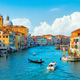 Gondolas and Grand Canal - PhotoDune Item for Sale