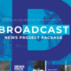 News Broadcast Pack - VideoHive Item for Sale