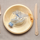Eating plastic concept with table setting - PhotoDune Item for Sale