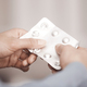 Hands of woman holding pack of medicament - PhotoDune Item for Sale