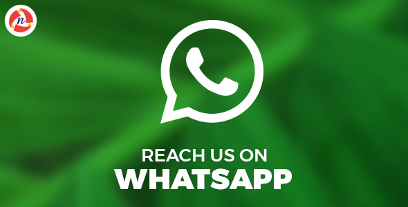 Download Reach us on Whats App Free Nulled