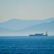 Cargo vessel ship in Aegean Sea - PhotoDune Item for Sale